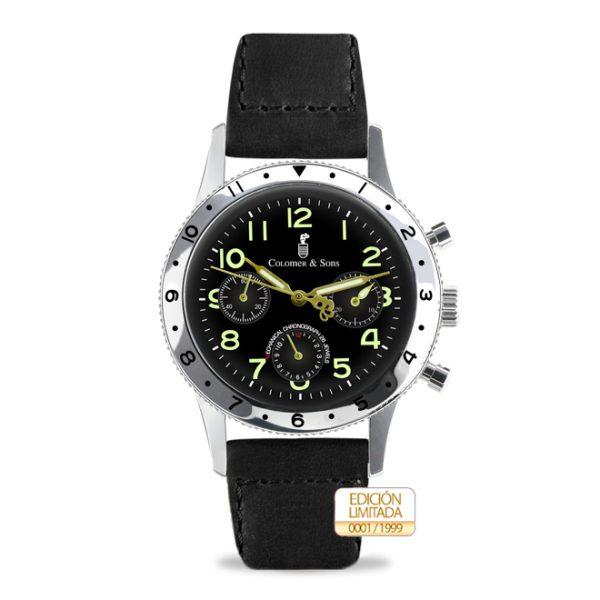 Comprar reloj Vintage Pilot Silver