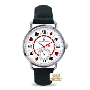 Reloj Fortunate Silver