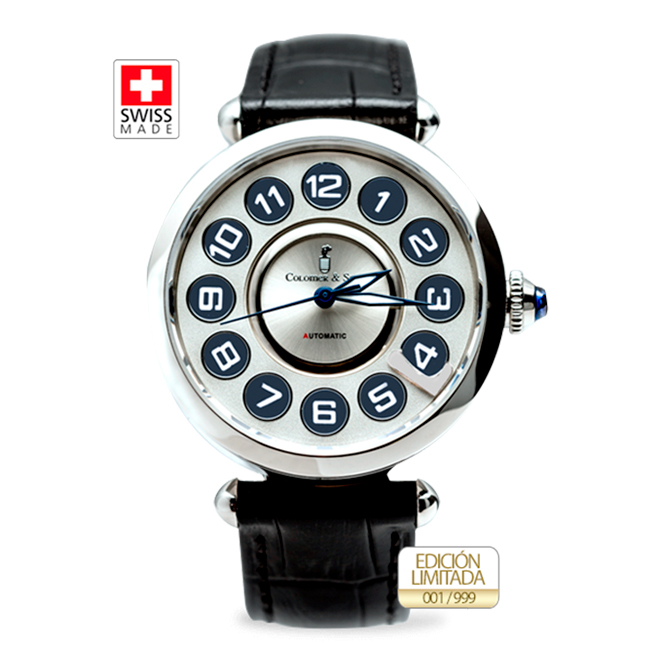 Reloj Graham Bell