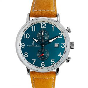 Reloj P51 Mustang Azul