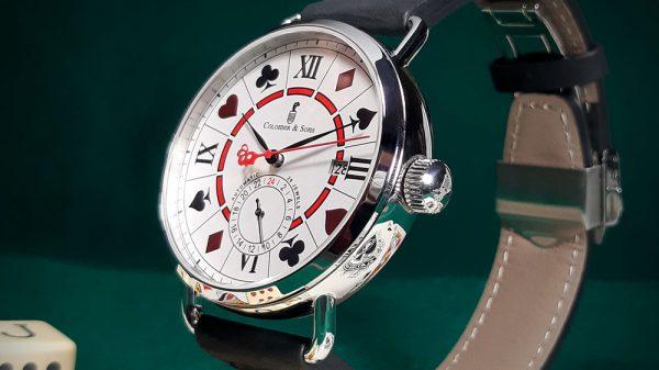 Reloj Fortunate Silver Perfil