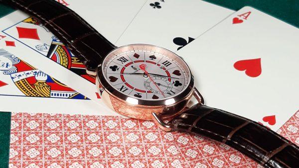 Reloj Fortunate Rose Gold