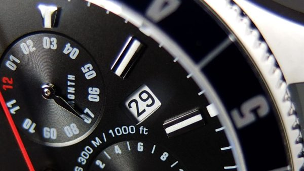Reloj Ocean Multifunction detalle