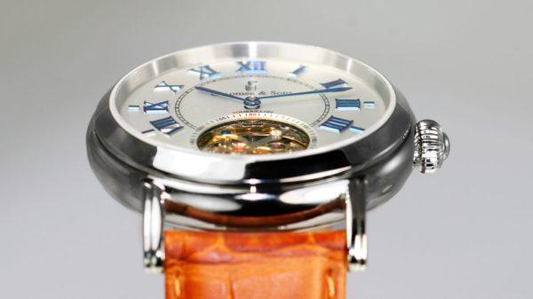 Reloj Tourbillon caja